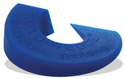 1/64 - 1/4 Roto-Wedge™ Spacer, Blue/Small