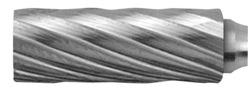 CBSA3ALP ALUMINUM CARBIDE BURR SA3-AL 3/8X3/4X1/4