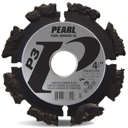 4-1/2 x 7/8, 5/8 P3™ Random Tungsten Carbide Blade