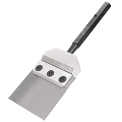 PA02TSE ?two-piece heavy duty, die cast machined head tile stripper