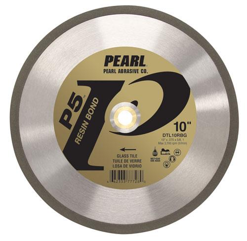 P5™ Glass Tile Blade -  Resin Bond