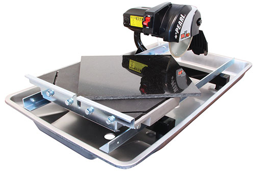"Pearl 7"" 1HP Professional Tile Saw"