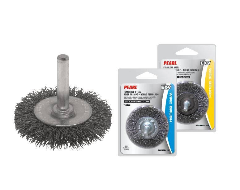 EXV™ Crimped Wheel End Brush