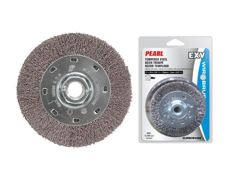EXV™ Crimped Wheel